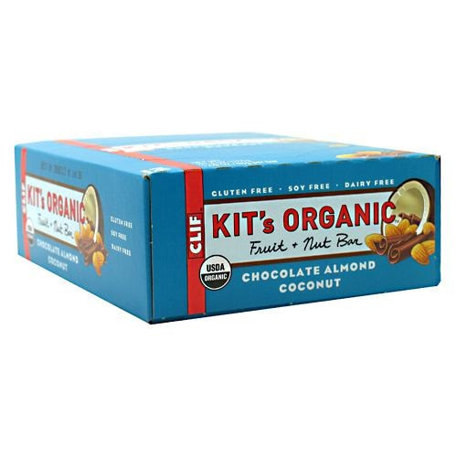 Clif Kit's Organic Fruit + Nut Bar (12 bars) - AdvantageSupplements.com