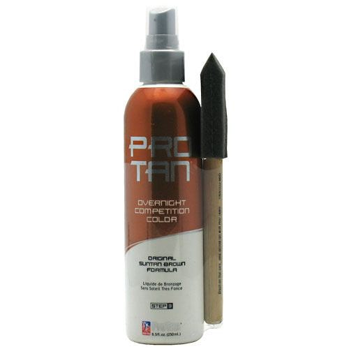 Pro Tan Overnight Competition Color 8.5floz - AdvantageSupplements.com