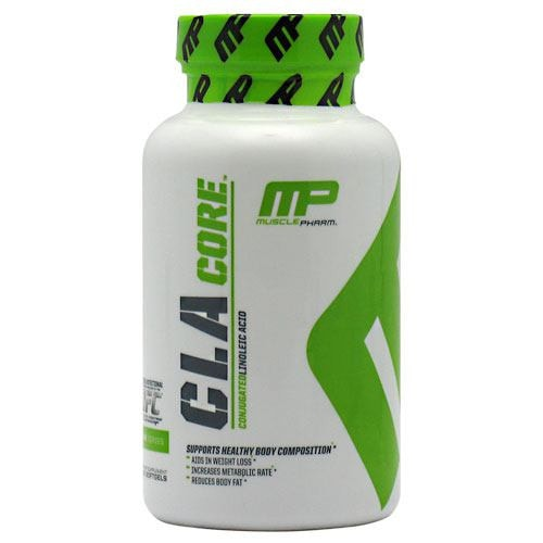MusclePharm CLA Core 90softgels - AdvantageSupplements.com