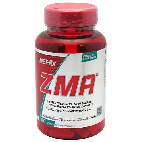 MET-Rx ZMA 90caps - AdvantageSupplements.com