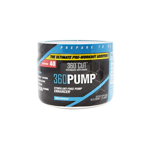360Cut 360Pump Unflavored 3.36ounces - AdvantageSupplements.com