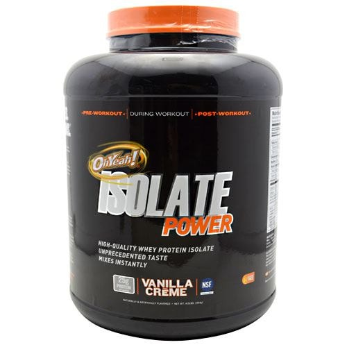 ISS OhYeah! Isolate Power 4lbs - AdvantageSupplements.com