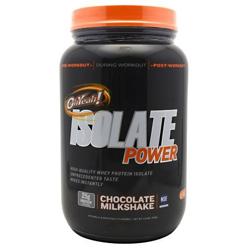 ISS OhYeah! Isolate Power 2lbs - AdvantageSupplements.com