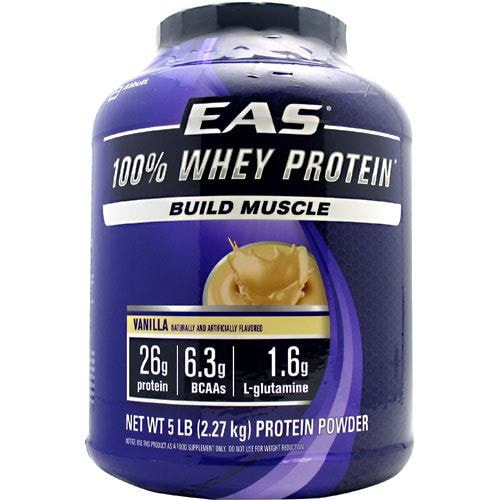 EAS 100% Whey Protein 5lbs - AdvantageSupplements.com