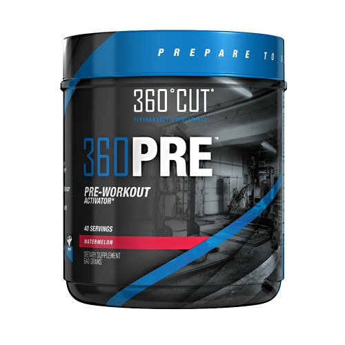 360Cut 360Pre (40 servings) - AdvantageSupplements.com