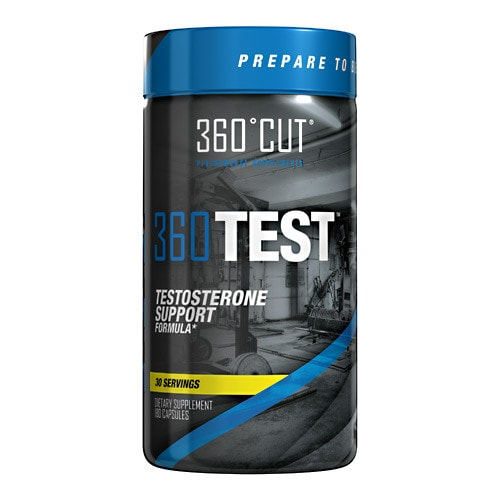 360Cut 360Test 180caps - AdvantageSupplements.com