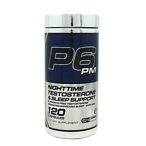 Cellucor P6 PM 120caps - AdvantageSupplements.com
