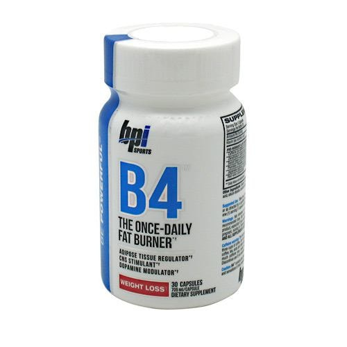 BPI Diamond Series B4 Yohimbe Free 30caps - AdvantageSupplements.com
