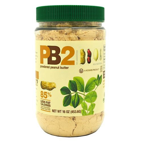 Bell Plantation PB2 Powdered Peanut Butter 16oz (Original) - AdvantageSupplements.com