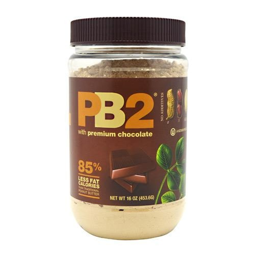 Bell Plantation PB2 Powdered Peanut Butter 16oz (Chocolate) - AdvantageSupplements.com