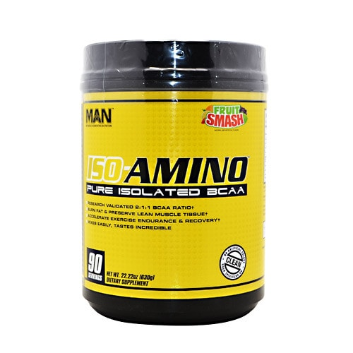 MAN Sports Iso-Amino (90 servings) - AdvantageSupplements.com