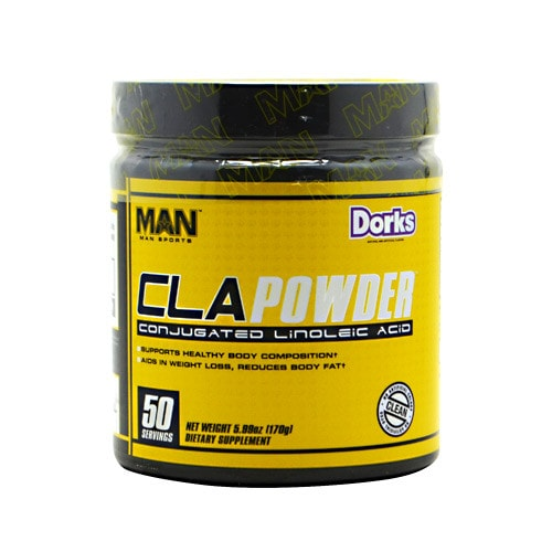 MAN Sports CLA Powder 5.99oz - AdvantageSupplements.com