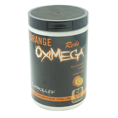 Controlled Labs Orange Oximega Reds (60 servings) - AdvantageSupplements.com