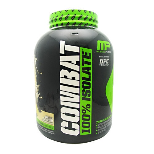 MusclePharm Combat 100% Isolate Protein 5lbs - AdvantageSupplements.com