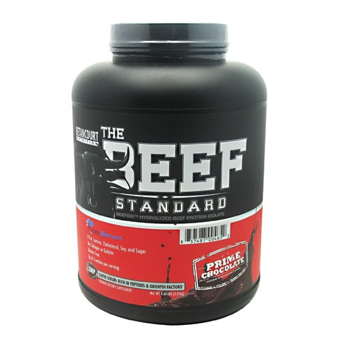 Betancourt Nutrition The Beef Standard Protein 4lbs - AdvantageSupplements.com
