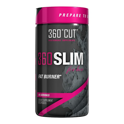 360Cut 360Slim For Her 90caps - AdvantageSupplements.com