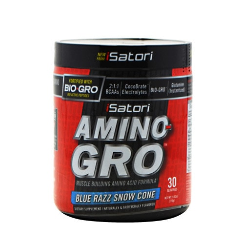 iSatori Amino-Gro 9.52oz - AdvantageSupplements.com