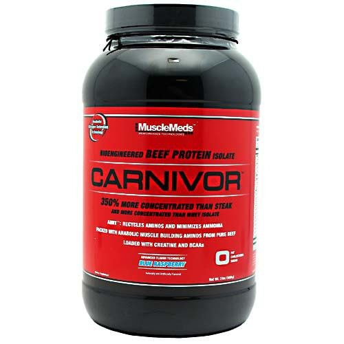 MuscleMeds Carnivor Beef Protein 2lbs - AdvantageSupplements.com