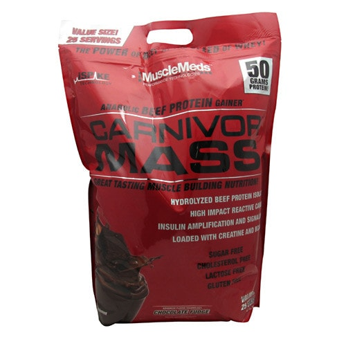 MuscleMeds Carnivor Mass 10lbs - AdvantageSupplements.com