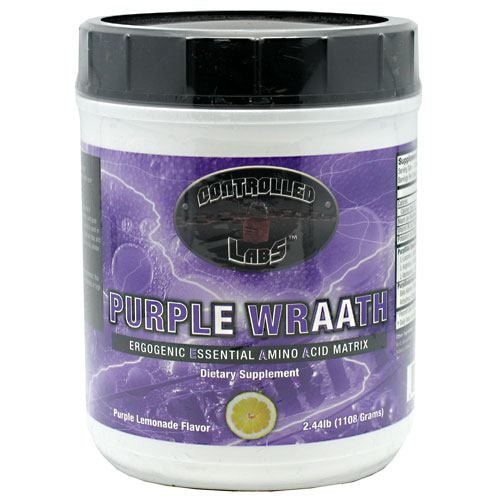 Controlled Labs Purple Wraath 2lbs (90 servings) - AdvantageSupplements.com