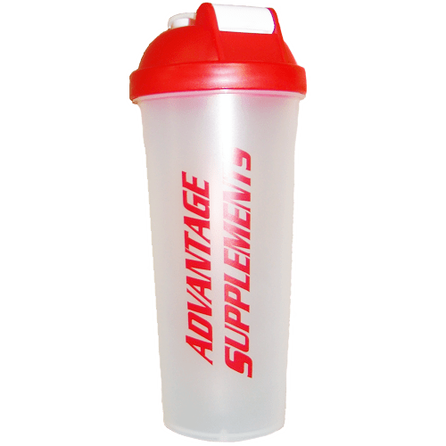 Advantage Supplements Shaker Cup - AdvantageSupplements.com
