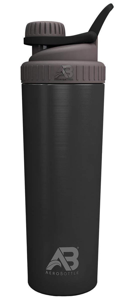 AeroBottle Primus Steel 32 Ounces Shaker Bottle - Water Bottle - AdvantageSupplements.com