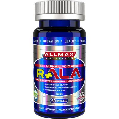Allmax Nutrition R-ALA 60caps - AdvantageSupplements.com