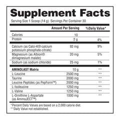 Gaspari Nutrition Amino Last (30 servings) - AdvantageSupplements.com