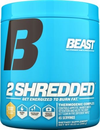 Beast Sports Nutrition 2 Shredded Powder (45 servings) - AdvantageSupplements.com