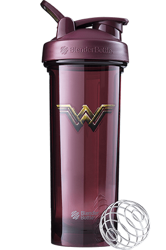Blender Bottle Justice League Wonder Woman 32oz - AdvantageSupplements.com