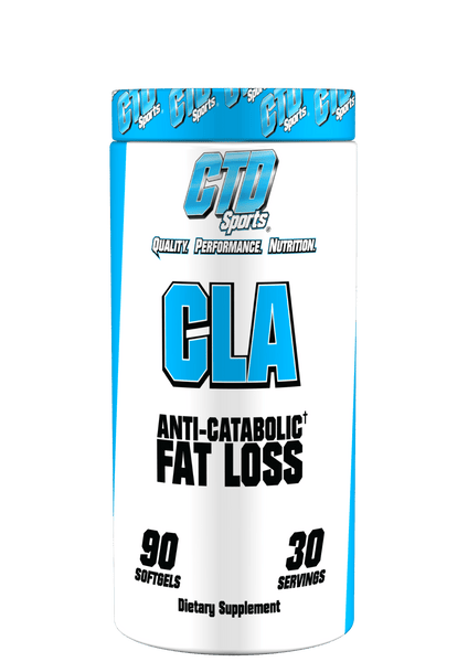 CTD Sports CLA 90softgels - AdvantageSupplements.com
