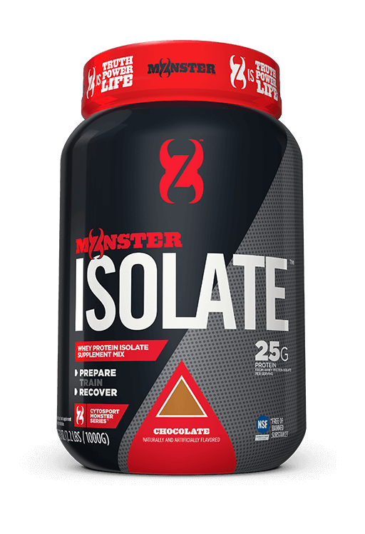 CytoSport Monster Isolate 2.2lbs - AdvantageSupplements.com