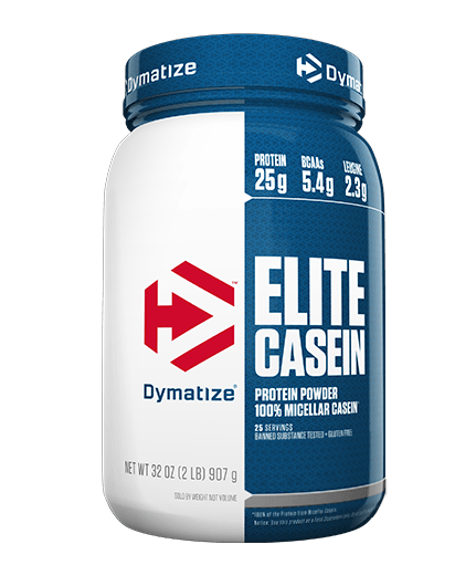 Dymatize Elite Casein Protein 2lbs - AdvantageSupplements.com