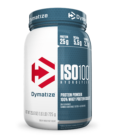 Dymatize Iso-100 Whey Protein Isolate 1.6lbs - AdvantageSupplements.com