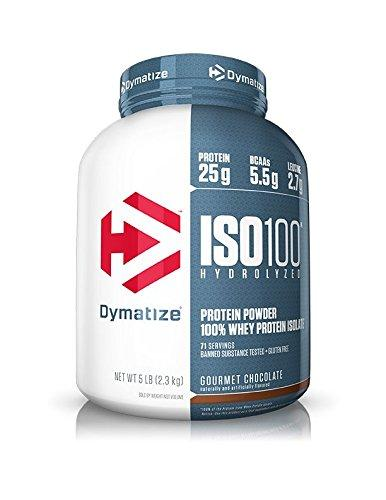 Dymatize Iso-100 Whey Protein Isolate 5lbs