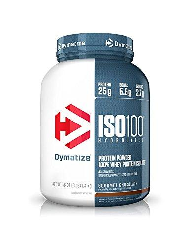 Dymatize Iso-100 Whey Protein Isolate 3lbs