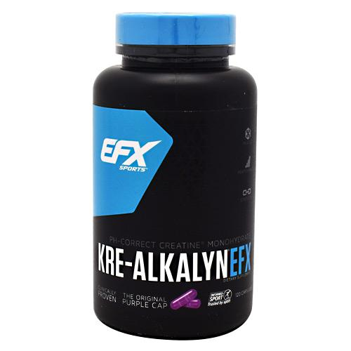All American EFX Kre-Alkalyn EFX 120caps - AdvantageSupplements.com