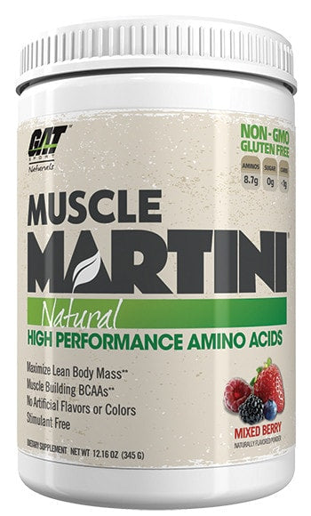 GAT Muscle Martini (30 servings) - AdvantageSupplements.com