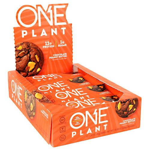ISS One Plant Protein Bar (12 bars) - AdvantageSupplements.com