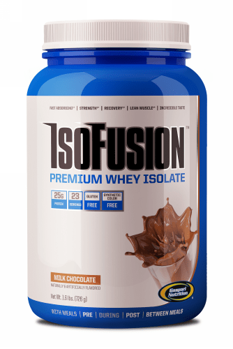 Gaspari Nutrition Isofusion Protein 3lbs - AdvantageSupplements.com