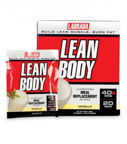 Labrada Nutrition Lean Body (20 packets) - AdvantageSupplements.com