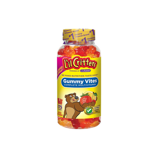 L'il Critters Gummy Vites (275 count) - AdvantageSupplements.com
