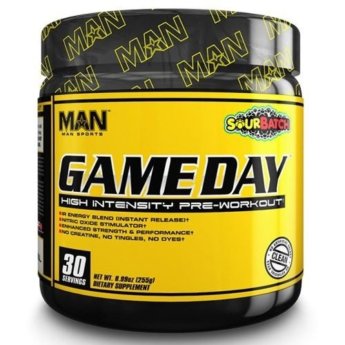 MAN Sports Game Day (30 servings) - AdvantageSupplements.com