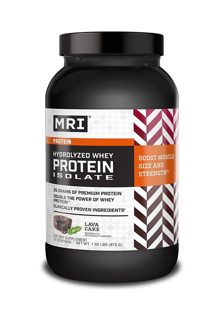 MRI Hydrolyzed Whey Protein Isolate (25 servings) - AdvantageSupplements.com