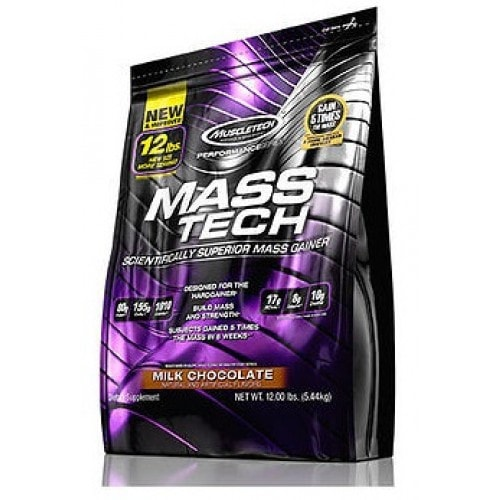 MuscleTech Performance Series Mass Tech 12lbs - AdvantageSupplements.com