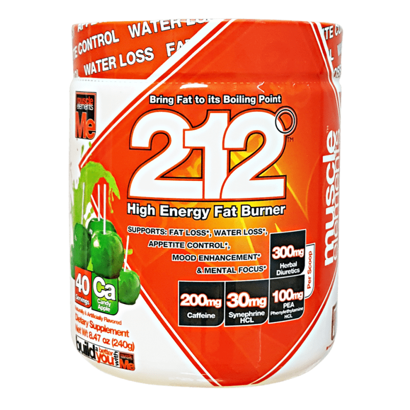 Muscle Elements 212 Powder (40 servings) - AdvantageSupplements.com