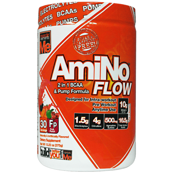 Muscle Elements Amino Flow (30 servings) - AdvantageSupplements.com