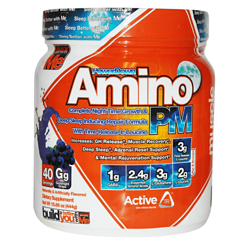 Muscle Elements Amino PM (40 servings) - AdvantageSupplements.com