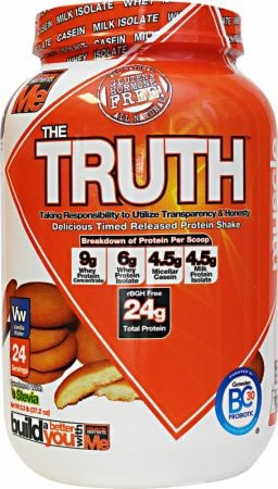Muscle Elements The Truth Protein 2.3lbs - AdvantageSupplements.com