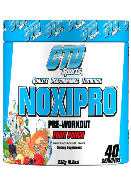CTD Sports Noxipro Pre-Workout (40 servings) - AdvantageSupplements.com
